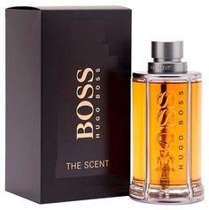 Boss The Scent by Hugo Boss 6.7 oz EDT Cologne Spray for Men New in Box #HugoBoss