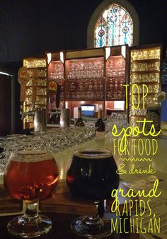 Best places to eat and drink (craft beer, cocktails) in Grand Rapids, Michigan | Beer City USA