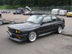 BMW E30 M3 Maserati, Bmw E30 M3, Bavarian Motor Works, Bmw Classic Cars, Bmw S, Toyota Cars, Bmw 3 Series, Car Engine, Car Manufacturers