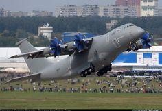 Antonov An-70 #MAKS2013