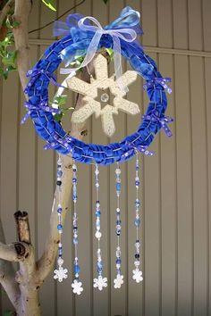 """""""Winter Wonderland"""" Wreath  $35"""