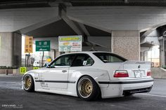 Canadian Auto Network pin: ROCKET BUNNY BMW E36