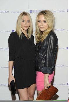 Olsen twins love the hair