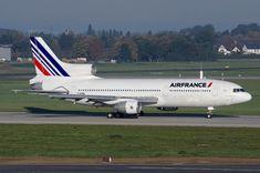AIRFRANCE - Lockheed L-1011 Tristar - F-GSPB