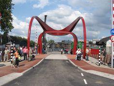 De Rode brug, Utrecht