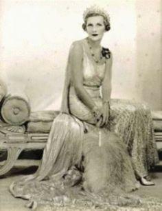 Edwina Mountbatten later Countess of Burma