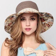 Sombreros de verano 2016 - beach hats  #FelizJueves #sombreros #sombreosverano #modasombreros