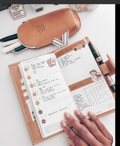 Bullet Journal 2020, Bullet Journal Hacks, Bullet Journal Spread, Travelers Notebook, Notes Taking, Travel Journal Pages, Hobonichi Techo, Planner Organization, Bullet Journal Inspiration