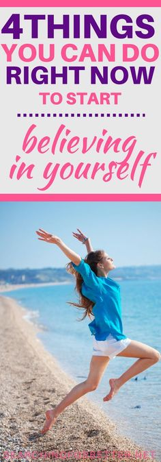 These 5 ways to have more self beliefs are great #tips stop believing in our self doubt BS & start believing in ourselves more! #2 is great to add to your night time routine. Easy to do and gives you so much motivation! #selfbelief #selfdoubt #motivation #hacks