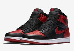 Air Jordan 1 Banned 2016 Release Date. The Bred Air Jordan 1 Retro High OG  Banned 2016 will not include the shoe's traditional banned 'X' on the heels.