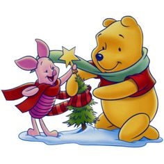 Disney Christmas Clipart | Christmas Disney Winnie the Pooh Clipart --> Disney-Clipart.com ...