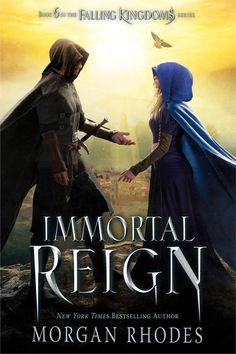 Morgan Rhodes - Immortal Reign