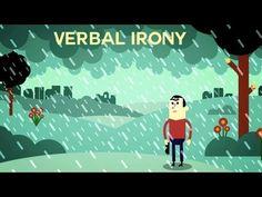 The only equation you need (okay, not really): verbal irony + mockery = sarcasm.