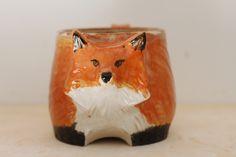 Fox Mug by Catie Daniel