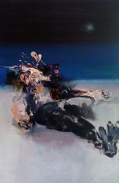 Regina Nieke, Untitled (Malte Laurids Brigge), 2010