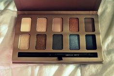 This is a controversial comment, but I like this Stila palette more than Naked 2....