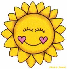 Smiling Sunshine ✿ ♥