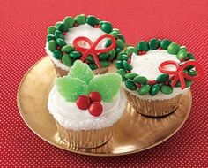 holiday-cupcake- lots more on this page!