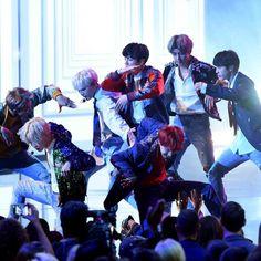 BTS AMAs performance 2