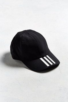 8b2d99e86c8 Adidas Originals 3-Stripes Trainer Baseball Hat  MENSTRAINERS Striped  Trainers