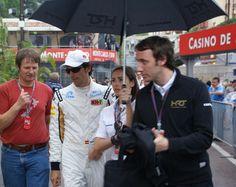 Pedro Martinez de la Rosa, HRT Racing Team,Formula One test driver