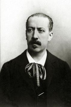 Charles Marie Widor, (1844-1937) French composer    (Photo by Bob Thomas/Popperfoto/Getty Images)