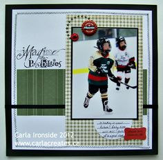 Carla Creates: CTMH Stamp of the Month Blog Hop for July