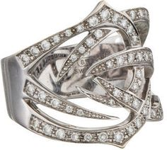 Stephen Webster Diamond Thorns Ring