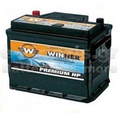 Μπαταρία αυτοκινήτου Winner Premium HP 56513 - 12V 65Ah - 610CCA(EN) εκκίνησης