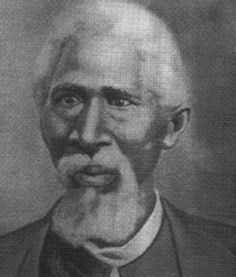 The Rev. Jack Yates, Houston abolitionist and the Father of Juneteenth.