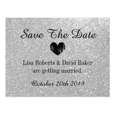 Sign Our Wedding Guestbook Silver Bokeh Lights  Sparkle Wedding
