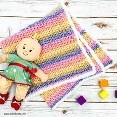 Crochet Sunrise Baby Blanket - Free Pattern — Left in Knots Slouch Hat Crochet Pattern, One Skein Crochet, Crochet Car, Easter Crochet, Crochet Slippers, Crochet Blanket Patterns, Baby Blanket Crochet, Crochet Stitches, Free Crochet