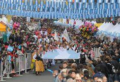 Perfil.com | Fotogaleria | Una multitud festeja la vigilia del Bicentenario en todo el país | Foto 2