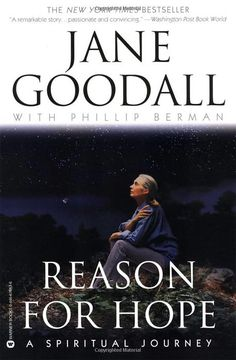 Livres : Reason for Hope | Boutique Institut Jane Goodall France
