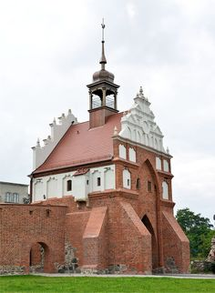 Brama Wałowa z 1439 roku ( Walltor mit Aborterker) po renowacji Poland, Germany, Mansions, House Styles, Home Decor, Travel Destinations, History, Travel, Mansion Houses