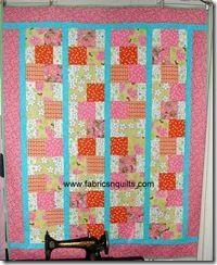 Hopscotch Quilt - Fabrics N Quilts