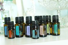 Essential oil mixes for help with fibromyalgia pain by Christy Tomlinson