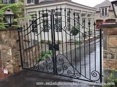 english iron gate - Google Search