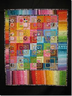 While I was at the Tucson Quilt Fiesta in January, I was privileged to meet quilt artist Karen G. Fisher. She is a force to be reckoned wit...
