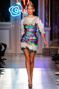 Tsumori Chisato Spring 2013 Ready-to-Wear