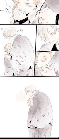 Haiba Lev & Yaku Morisuke ~~ LevYaku