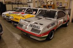 1971: Vauxhall DTV Firenza 'Old Nail'
