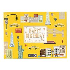 Happy Birthday Laser Cut New York Pop Up Greeting Card Gakken Sta:Ful http://www.amazon.com/dp/B00R432T78/ref=cm_sw_r_pi_dp_t0-0wb0VP71Q9