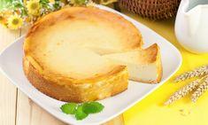Tarta de queso con mermelada de melón / #recetas #queso