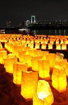 Lámpások Tokyoban!