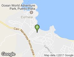Dominican republic location map