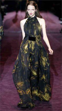 Gucci #fashion #gucci #catwalk