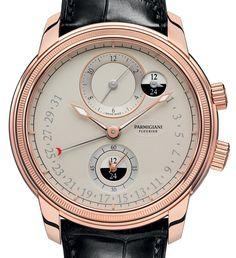 Parmigiani Toric Hémisphères Rétrograde Watch