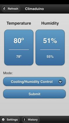 Picture of Introducing Climaduino - the Arduino-Based Thermostat You Control From Your Phone!