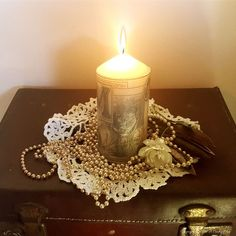 How to Transfer an Image to a Candle - the Easy Way